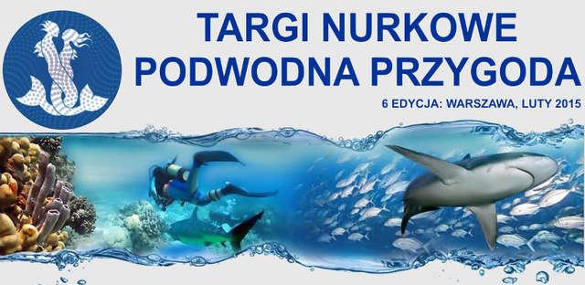 Targi Nurkowe PODWODNA PRZYGODA - full image