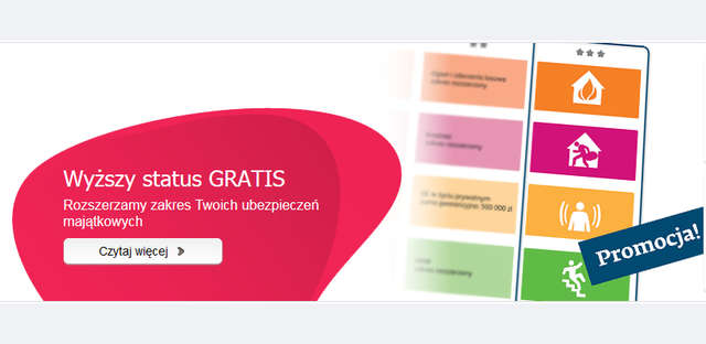 "Promocja ""Wyższy status GRATIS"" - full image"