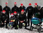 Mikołaje w Mikołajkach !