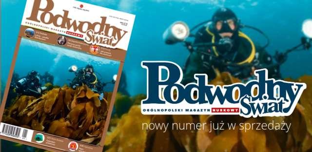 Podwodny Świat 1/2015 - full image