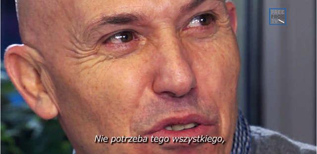 Nuno Gomes - wywiad Marcina Jamkowskiego dla Free Frog TV - full image