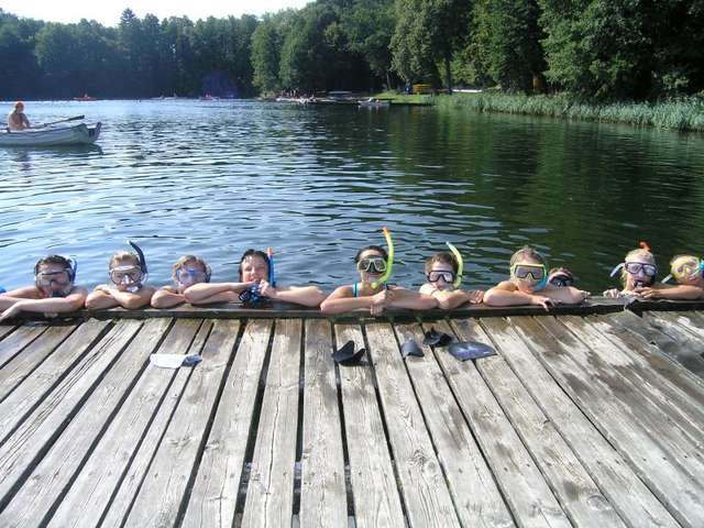 Jezioro Chycina Duża - full image