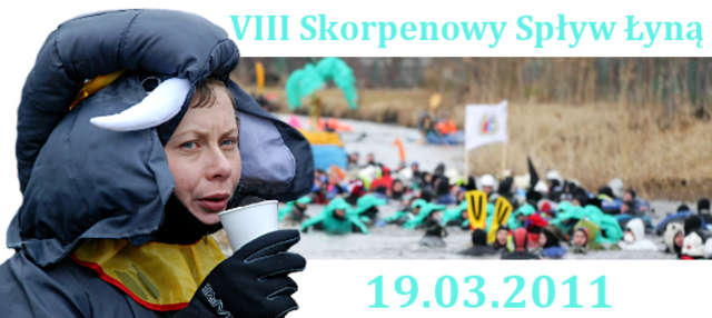 Z archiwum Nurkowej Polski: VIII Skorpenowy Spływ Łyną - full image