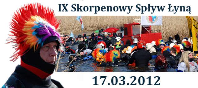 Z archiwum Nurkowej Polski: IX Skorpenowy Spływ Łyną - full image