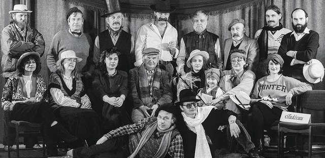 Mirosław Smerek i Przyjaciele w olsztyńskiej BWA - full image