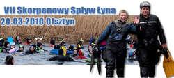 Z archiwum Nurkowej Polski: VII Skorpenowy Spływ Łyną
