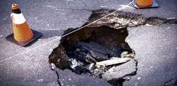 Dziura w drodze – kto za to odpowiada?