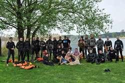 Wielkie otwarcie sezonu  w łowiectwie podwodnym !