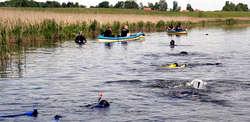 V Strażacka Akcja Sprzątania Rzeki Krutyni