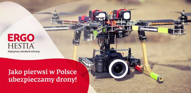 Ubezpieczenie drona  - full image