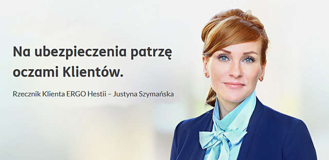 Rzecznik Klienta ERGO Hestii  - full image