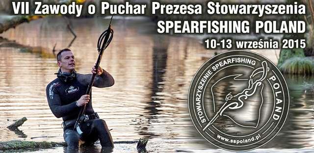 VII Zawody w Łowiectwie Podwodnym o Puchar Prezesa Stowarzyszenia Spearfishing Poland - full image