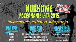 Nurkowe Pożegnanie Lata 2015