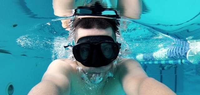 Przygotowanie do dynamicznych nurkowań na wstrzymanym oddechu - full image