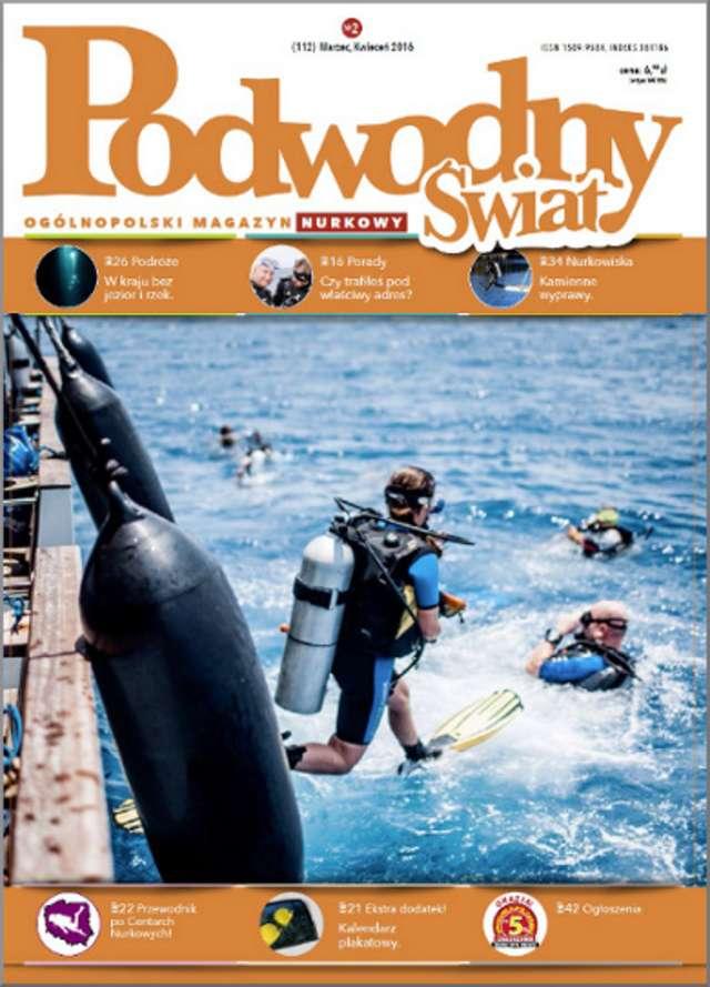 Podwodny Świat 2/2016 - full image