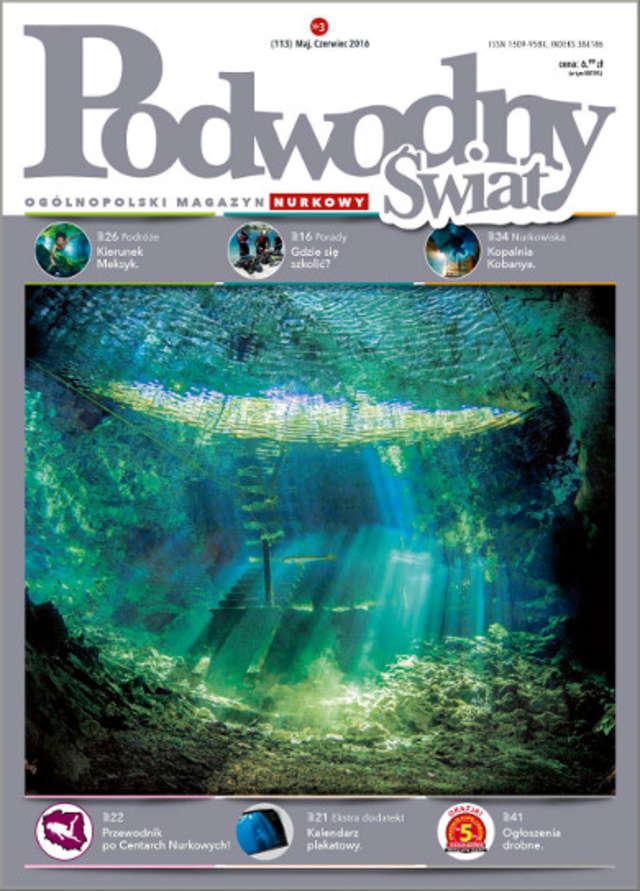 Podwodny Świat 3/2016 - full image