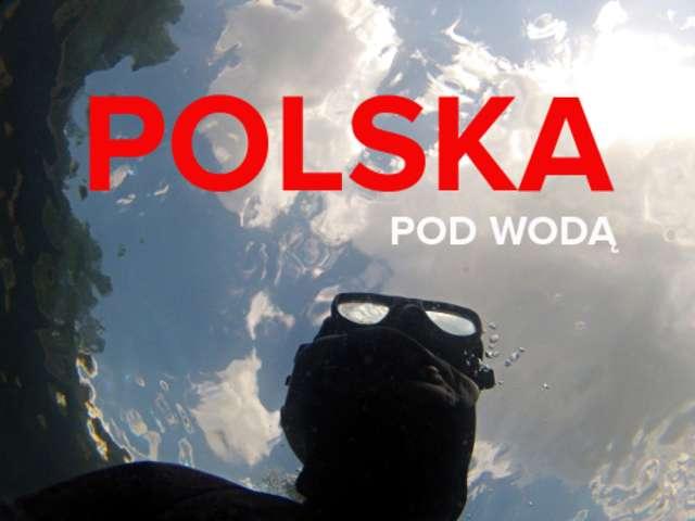 Polska pod wodą - full image