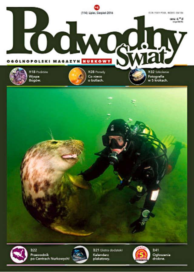 Podwodny Świat 4/2016 - full image