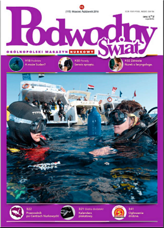 Podwodny Świat 5/2016 - full image