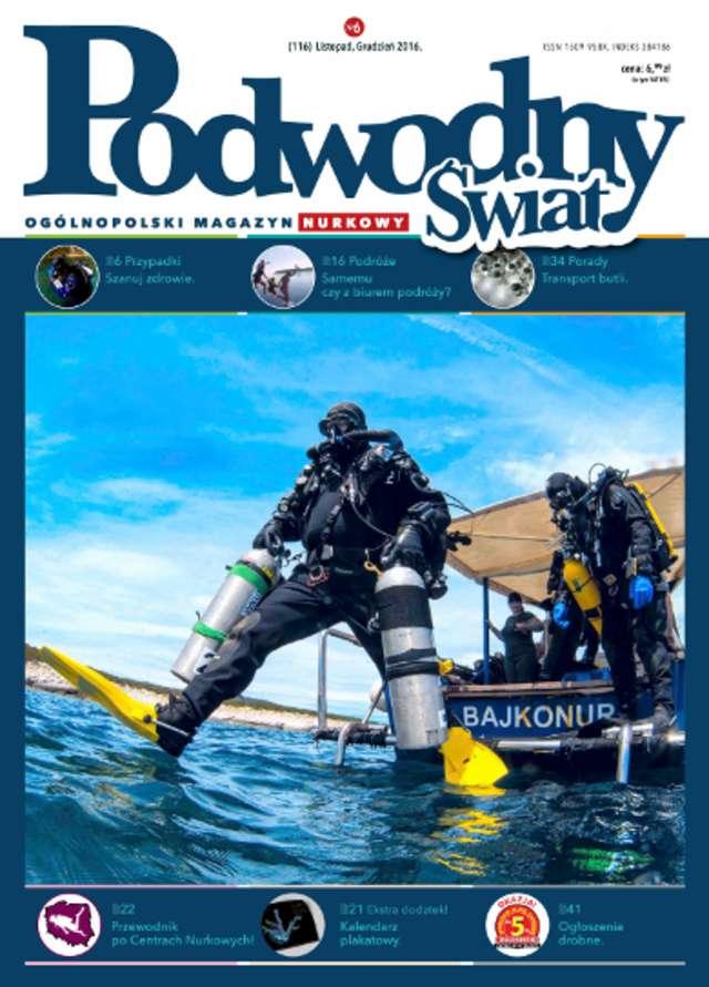 Podwodny Świat 6/2016 - full image