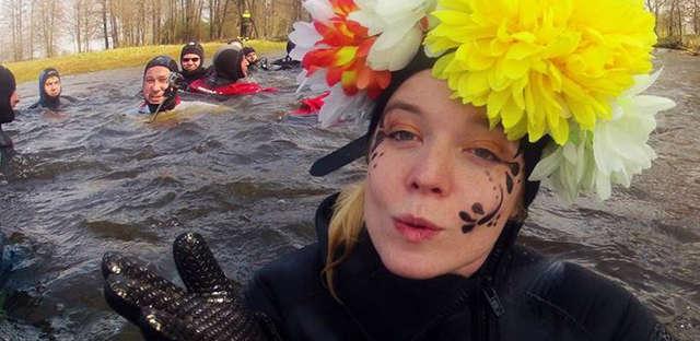 9 Wiosenny Spływ Omulwią Odmulanie Omulwi - full image