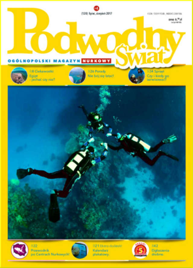 Podwodny Świat 4/2017 - full image