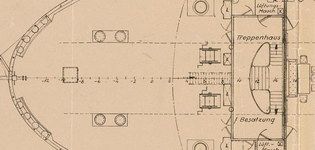 """Losy rufowego dzwonu z wraku m/s """"Wilhelm Gustloff"""" - full image"""